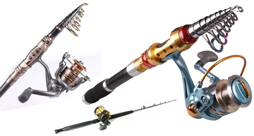 Cocoa beach bait tackle for Rent fishing gear